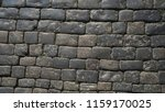 cobbled stones pattern paving... | Shutterstock . vector #1159170025