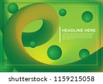 abstract background with...   Shutterstock .eps vector #1159215058