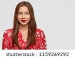 attractive young european... | Shutterstock . vector #1159269292