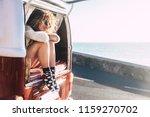 alternative way of travel and... | Shutterstock . vector #1159270702