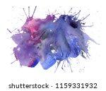 abstract blue  purple... | Shutterstock . vector #1159331932