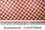 empty room with restaurant... | Shutterstock . vector #1159373845