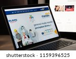 milan  italy   august 15  2018  ... | Shutterstock . vector #1159396525