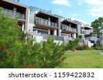melbourne residential area  ...   Shutterstock . vector #1159422832