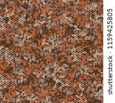 camouflage seamless pattern.... | Shutterstock .eps vector #1159425805