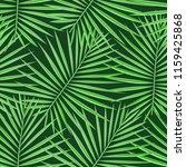 tropical pattern seamless... | Shutterstock .eps vector #1159425868
