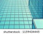modern office building on a...   Shutterstock . vector #1159434445