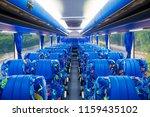 image of empty passenger seats... | Shutterstock . vector #1159435102