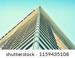 modern office building on a...   Shutterstock . vector #1159435108