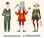history of england. famous... | Shutterstock .eps vector #1159443595