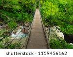 japan's top 100 waterfalls | Shutterstock . vector #1159456162