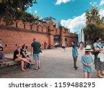 chiangmai  thailand   august 19 ... | Shutterstock . vector #1159488295