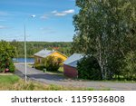 pajala  sweden   august 8  2018 ... | Shutterstock . vector #1159536808