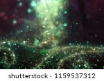 abstract and magical image of... | Shutterstock . vector #1159537312