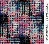 seamless pattern patchwork... | Shutterstock . vector #1159638652