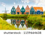 Volendam Is A Town In North...