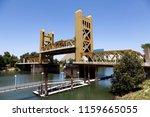 Sacramento River With Tower...