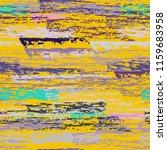 grunge stripes chalk vector... | Shutterstock .eps vector #1159683958
