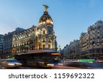 madrid  spain   january 23 ... | Shutterstock . vector #1159692322