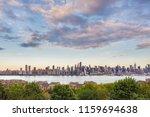 new york city midtown manhattan ...   Shutterstock . vector #1159694638