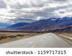 snow mountain road | Shutterstock . vector #1159717315