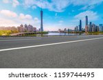 air highway asphalt road and... | Shutterstock . vector #1159744495