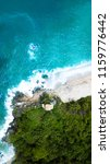 the coast line of colombia's... | Shutterstock . vector #1159776442