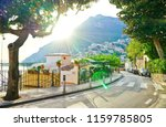 view from the street on the... | Shutterstock . vector #1159785805