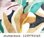 close up of colorful carpet... | Shutterstock . vector #1159792165