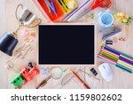 education  back to school...   Shutterstock . vector #1159802602
