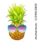 vector illustration  hand drawn ... | Shutterstock .eps vector #1159815805