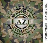 laze camo emblem | Shutterstock .eps vector #1159819402