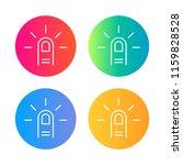 tap icon line design in the...