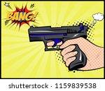 vector illustration   hand... | Shutterstock .eps vector #1159839538