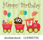 Happy Birthday Card Design....