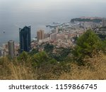 view of the city and the coast... | Shutterstock . vector #1159866745