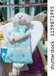 flea market   folk crafts....   Shutterstock . vector #1159871995