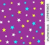 repeated randomly scattered... | Shutterstock .eps vector #1159890805
