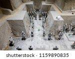 xian   jun 30 terracotta army... | Shutterstock . vector #1159890835