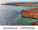 red sea coast shore in the ras... | Shutterstock . vector #1159910182
