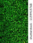 green leaves background. green...   Shutterstock . vector #1159915768