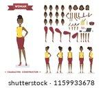african american woman...   Shutterstock .eps vector #1159933678