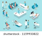 isometric flat interior of...   Shutterstock .eps vector #1159933822