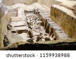 xian   jun 30 terracotta army... | Shutterstock . vector #1159938988