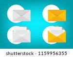 envelope . set of envelope...