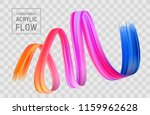 colorful flow poster... | Shutterstock .eps vector #1159962628