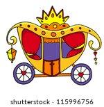 cartoon coach | Shutterstock .eps vector #115996756
