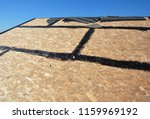 roofing preparation asphalt... | Shutterstock . vector #1159969192