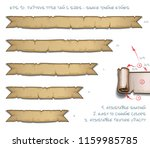 vector illustration of a... | Shutterstock .eps vector #1159985785