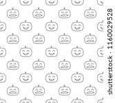 jack o lantern elements...   Shutterstock .eps vector #1160029528